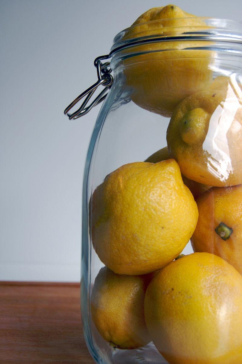 Lemonsidejar