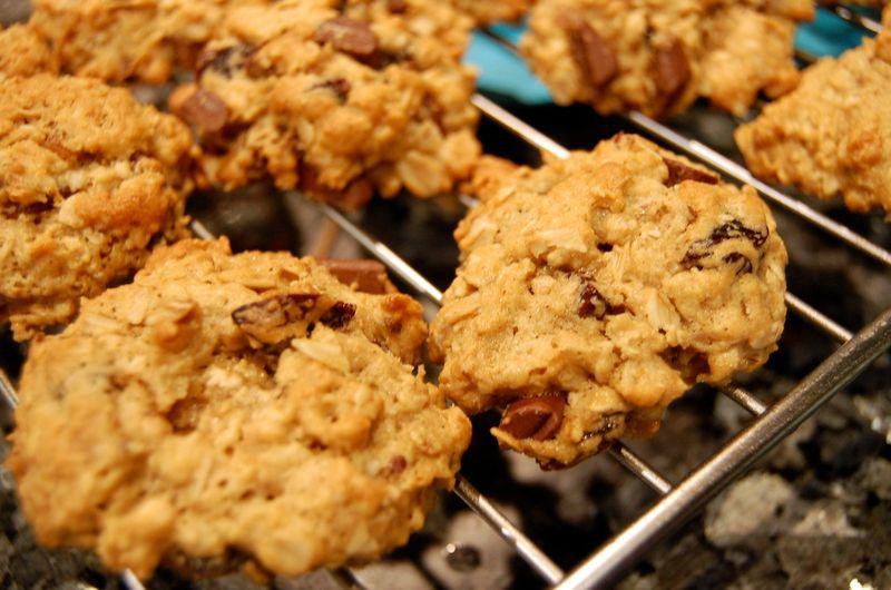 Chococherry-rack